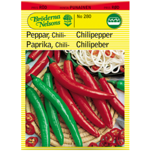 "Chilipeppar ""Cayenne Long Slim"""
