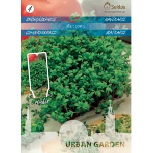 Micro Greens Smörgåskrasse